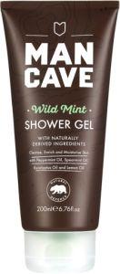 ManCave Wild Mint Shower Gel