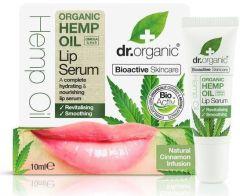 Dr. Organic Hemp Oil Lip Serum (10mL)