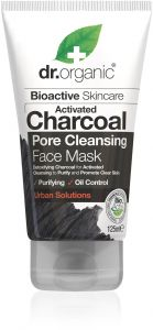 Dr. Organic Charcoal Face Mask (125mL)