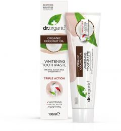 Dr. Organic Coconut Toothpaste (100mL)