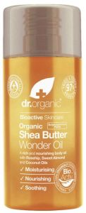 Dr. Organic Shea Butter Wonder Oil (50mL)