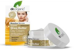 Dr. Organic Shea Butter Day Cream (50mL)