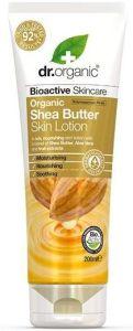 Dr. Organic Shea Butter Skin Lotion (200mL)