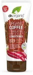 Dr. Organic Coffee Stimulating Hair & Scalp Conditioner (200mL)