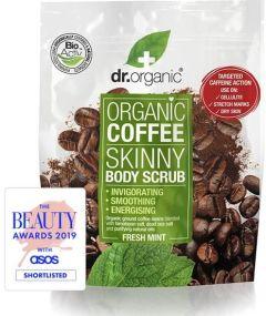 Dr. Organic Coffee Mint Body Scrub (200g)