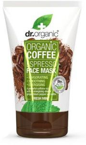 Dr. Organic Coffee Mint Face Mask (125mL)