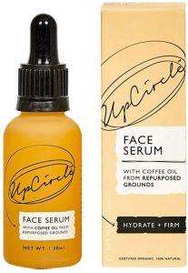 UpCircle Organic Facial Serum with Coffee Oil (30mL)