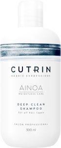 Cutrin Ainoa Deep Clean Shampoo (300mL)