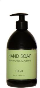 DKS Handsoap Fresh with Organic Glycerine (500mL)