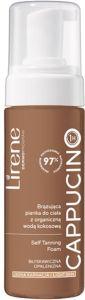 Lirene Self Tanning Foam Cappuccino(150mL)