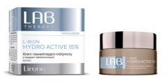 Lirene LAB Therapy Moisturizing night cream L-Bion Hydro Active 15% (50mL)