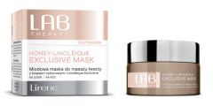 Lirene LAB Therapy Massage Cream Honey-Linoleique Exclusive Mask Day/Night(50mL)