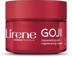 Lirene Superfood 97% Natural Wolfberry Regenerating Rejuvenating Cream (50mL)