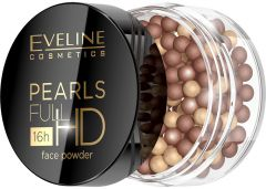 Eveline Cosmetics Full HD Colour Correcting Powder Pearls Bronzing