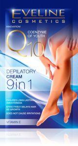 Eveline Cosmetics Q10 Ultrafast Depilatory Cream Sachet (75mL)