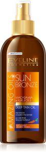 Eveline Cosmetics Amazing Oils Sun Bronze Deep Tan Oil (150mL)