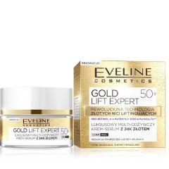 Eveline Cosmeticsgold Lift Expert Day And Night Cream 50+ (50mL)