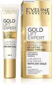 Eveline Cosmeticsgold Lift Expert Eye Cream (15mL)