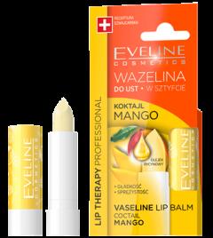 Eveline Cosmetics Lip Therapy Coctail Mango Vaseline Lip Balm 3,8g