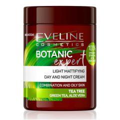 Eveline Cosmetics Botanic Expert Light Mattifying Day&Night Cream Tea Tree (100mL)