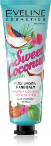 Eveline Cosmetics Sweet Coconut Hand Balm (50mL)
