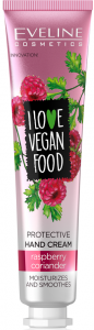 Eveline Cosmetics I Love Vegan Food Hand Cream Raspberry&coriander (50mL)