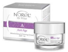 Norel Dr Wilsz Anti-Age 40+ Moisturising Cream SPF 15 (50mL)