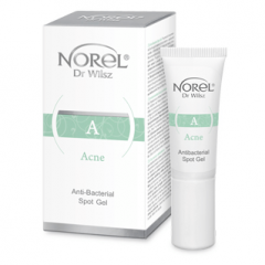 Norel Dr Wilsz Acne Antibacterial Spot Gel (12mL)