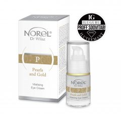 Norel Dr Wilsz Pearls & Gold Eye Cream 50+ (15mL)