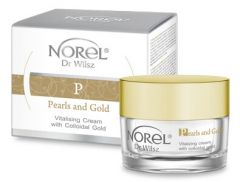 Norel Dr Wilsz Pearls& Gold Cream 50+ (50mL)