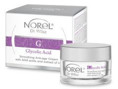 Norel Dr Wilsz Glycolic Acid Smoothing Anti-Age Cream 40+ (50mL)