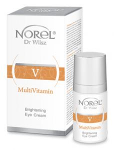 Norel Dr Wilsz Multivitamin - Brightening Eye Cream 30+ (15mL)