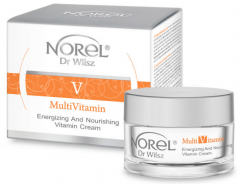 Norel Dr Wilsz Multivitamin Nourishing Vitamin Cream 30+ (50mL)