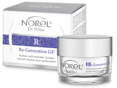 Norel Dr Wilsz Re-generation Gf Active Anti-wrinkle Cream 60+ (50mL)