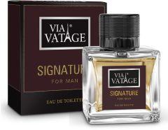 Bi-es Via Vatage Signature Men EDT (100mL)