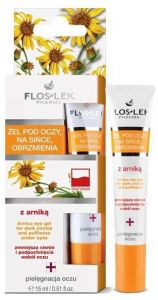 Floslek Arnica Gel For Bruises And Puffiness (15mL)