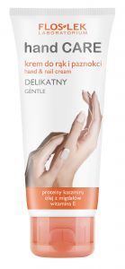 Floslek Handcare Gentle Hand&Nail Cream With Cashmere Proteins (100mL)
