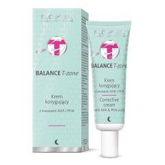 Floslek Balance T-zone Correcting Cream With Aha And Pha Acids (50mL)