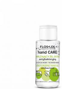 Floslek Hand Care Moisturizing Hand Gel Antibacterial (50mL)