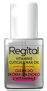 Regital Cuticle&Nail Oil (11mL)