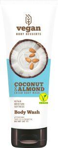 Vegan Desserts Coconut & Almond Body Wash (250mL)
