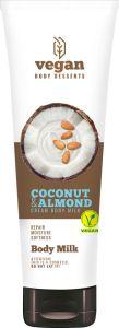 Vegan Desserts Coconut & Almond Body Milk (250mL)