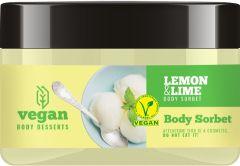Vegan Desserts Lemon & Lime Sorbet Body Sorbet (250mL)