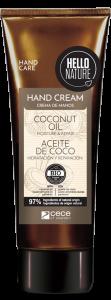 Hello Nature Hand Cream Coconut Oil Moisture & Repair (75mL)