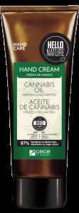 Hello Nature Hand Cream Cannabis Oil Firmness & Relaxation (75mL)