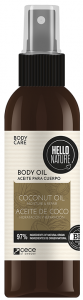 Hello Nature Coconut Oil Body-Hair-Face Moisture & Repair (130mL)