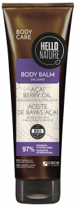 Hello Nature Body Balm Acai Oil Regeneration & Anti-aging (250mL)