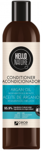 Hello Nature Conditioner Argan Oil Regeneration & Beauty (300mL)