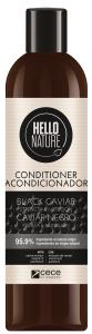 Hello Nature Conditioner Black Caviar Strenght & Nutrition (300mL)