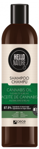 Hello Nature Shampoo Cannabis Oil Flexibility & Relax (300mL)